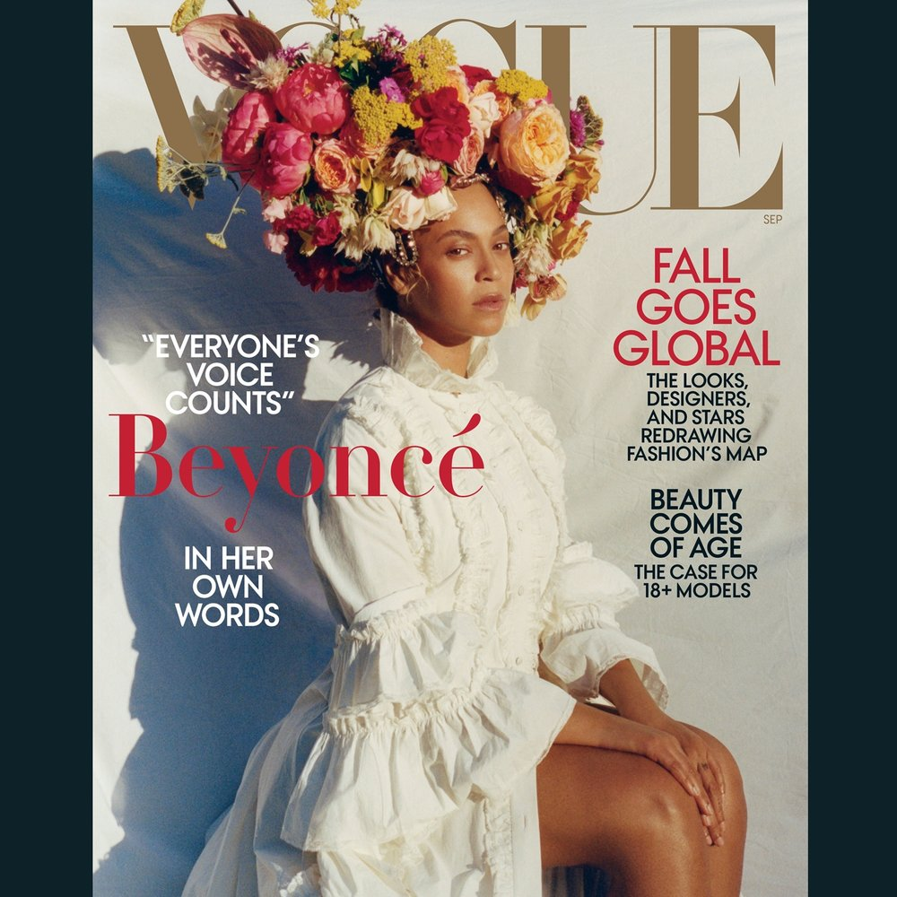 Beyonce VOGUE Magazine September 2018 (1).JPG