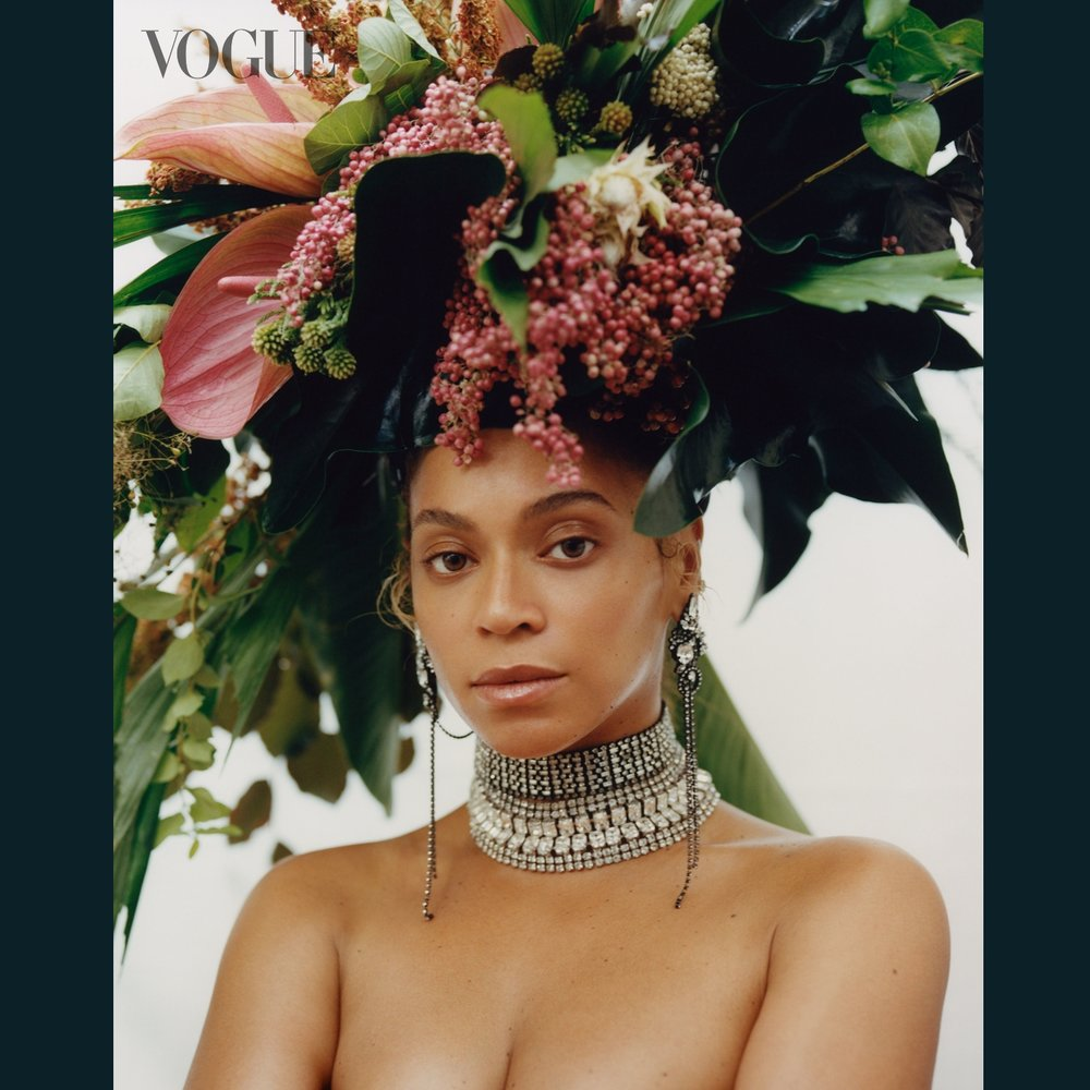 Beyonce VOGUE Magazine September 2018 (2).JPG