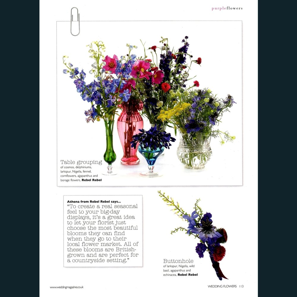 Wedding Magazine Wedding Flowers Cornflower and Scabius (2).jpg