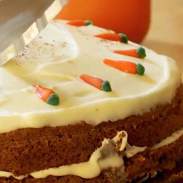 Carrot Cake home made