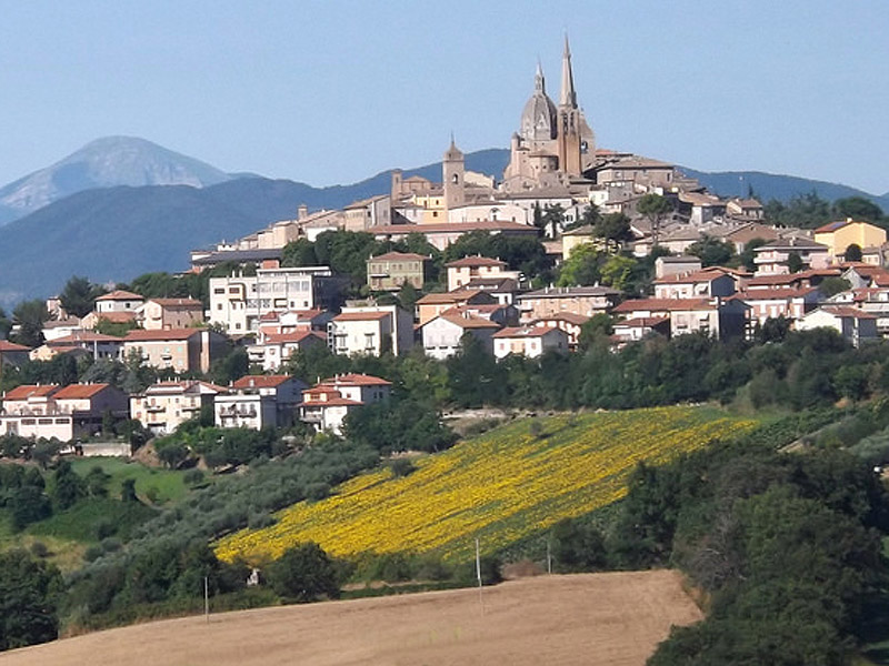 ostra vetere, italy - discover the town that inspired mario's passion for food.