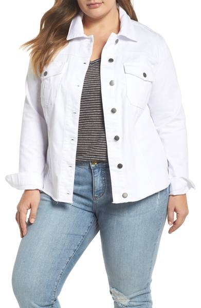 Kut from the Kloth Kara Denim Jacket from Nordstrom