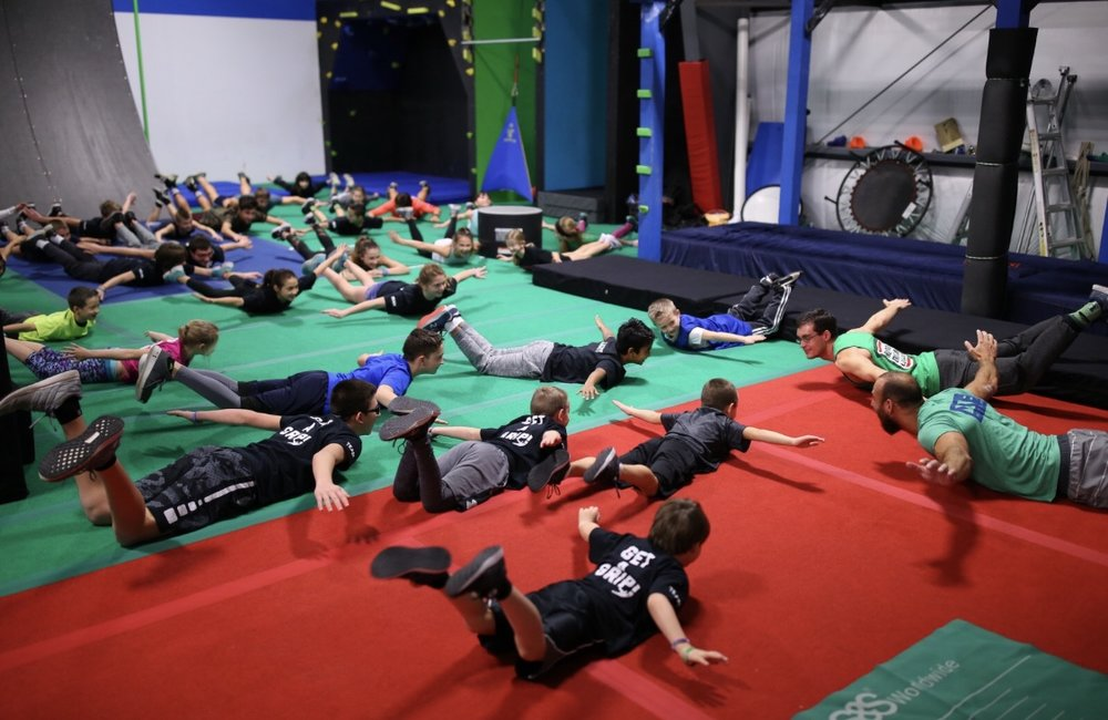 Neighborhood Ninjas: A ninja warrior scholarship program. - We are a not-for-profit organization that partners with local ninja gyms to provide scholarships for youth programs.Because every child matters!