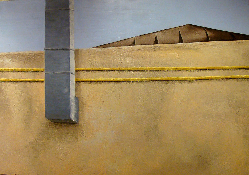 Daneshgah Honar 2, 50x70cm, huile sur toil 2008.jpg