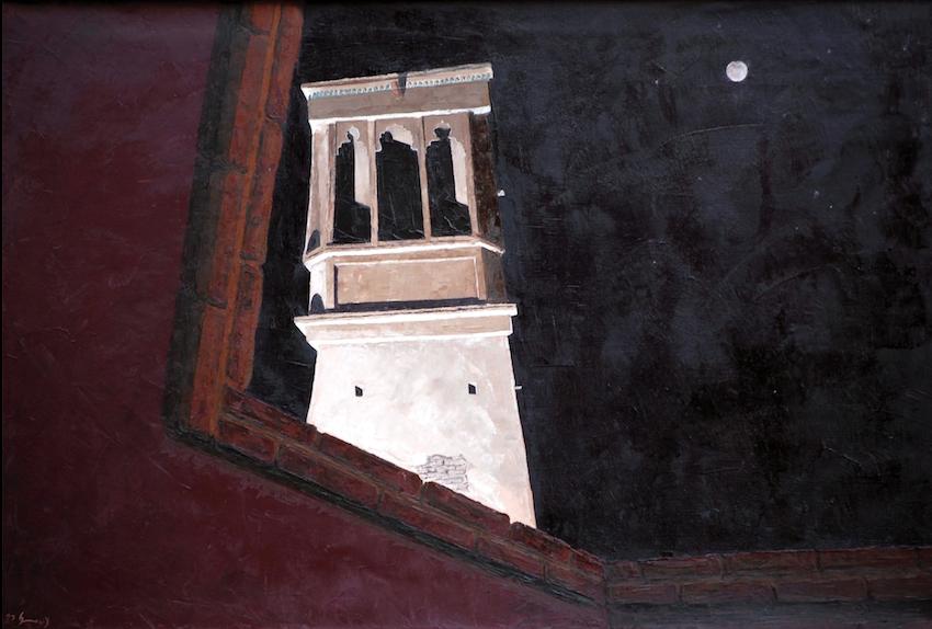 Kashan, 70x100cm, huile sur Toile 2008.png