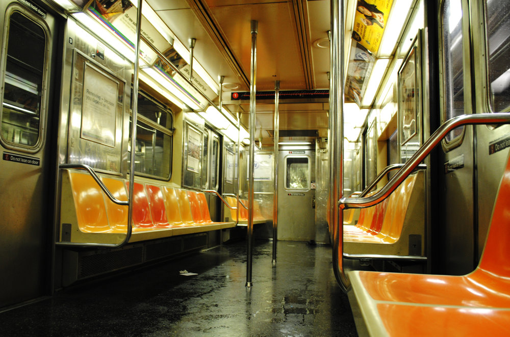 Orange Subway