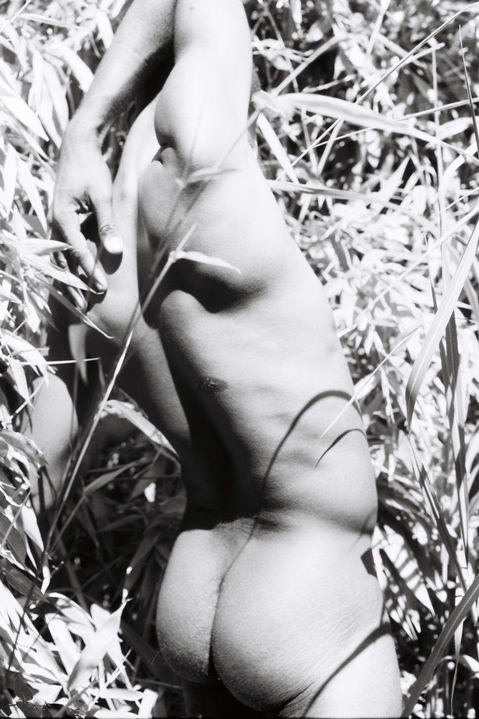 ©Olga Caldas – À fleur de peau #jardin