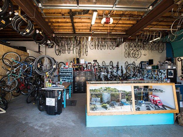 Portland Gear Hub - sponsored by Camp Ketcha