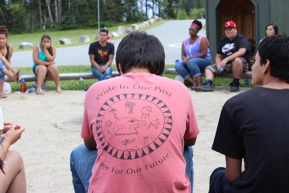 Wabanaki Youth in Science