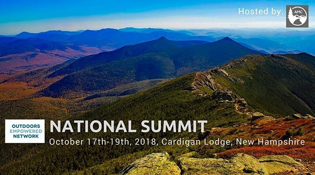 Interested in learning how to create gear libraries and run outdoor trainings to get kids into nature? Join our friends and colleagues at the @outdoors_empowered_network for the 5th annual National Summit. This is their first East Coast Summit and is hosted by @appalachianmountainclub right over the border in New Hampshire. There are a few days left to register so head to the OEN website to learn more about this network model and what the summit is all about! Full summit and one day tickets are available. #qffmaine #getoutside #getoutstayout #getoutdoors #kidsinnature #naturekids #gearlibraries #gearlibrary #OENSummit18