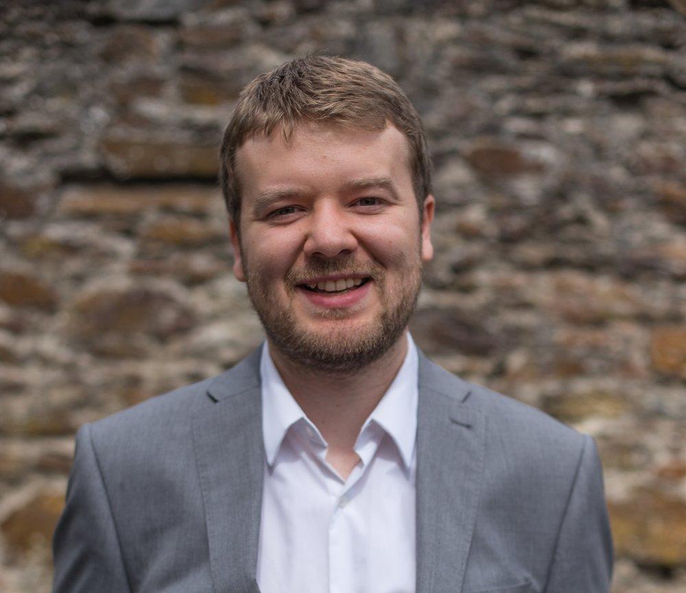Glyn Jones - Software Engineering Team Leader