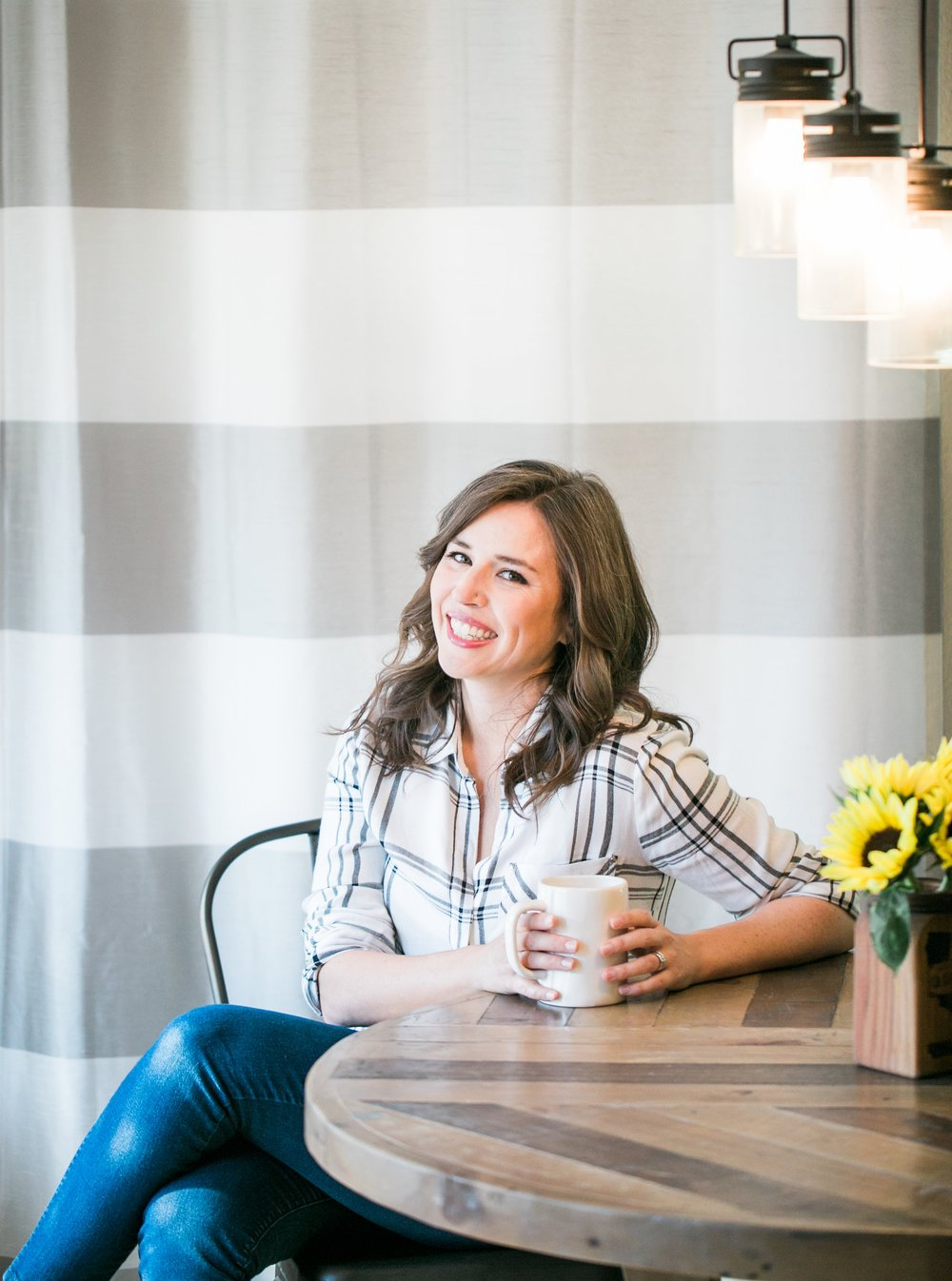 Carly Adams, Professional Organizer & Owner of Tidy Revival in Sacramento, CA.