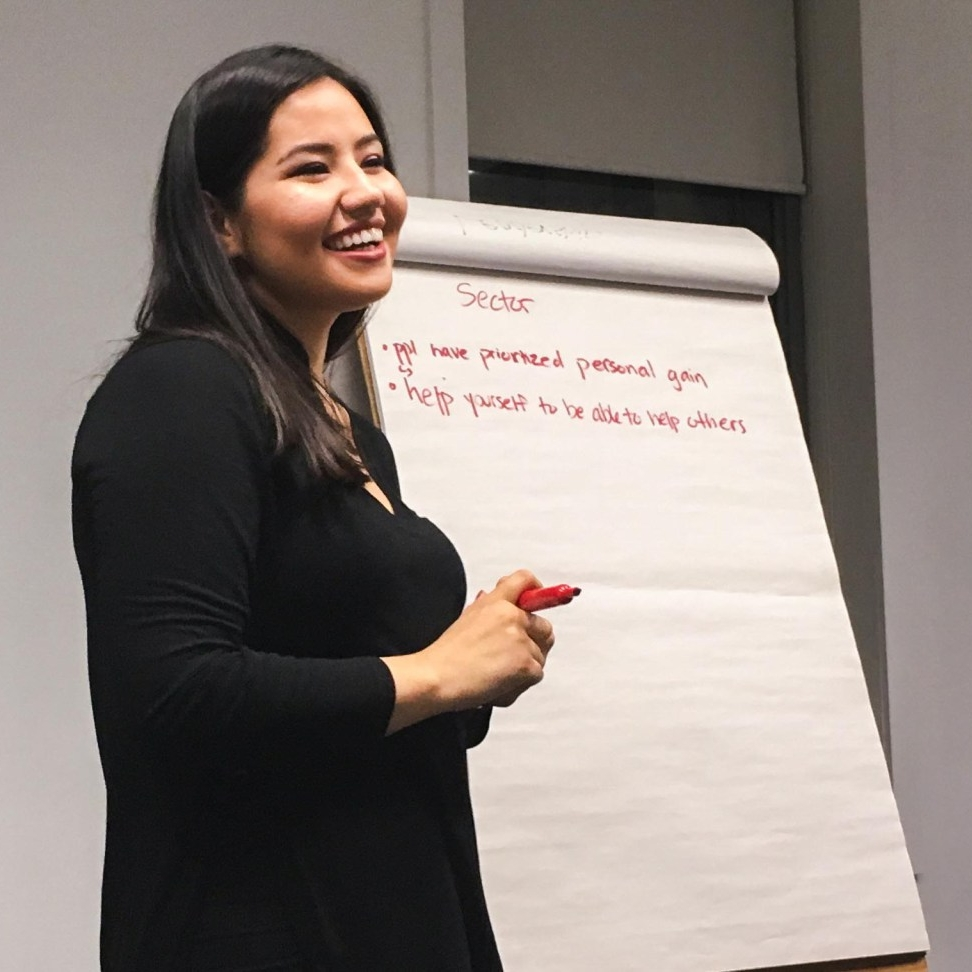 - '8 TIPS FROM YOUNG WOMEN LEADERS'