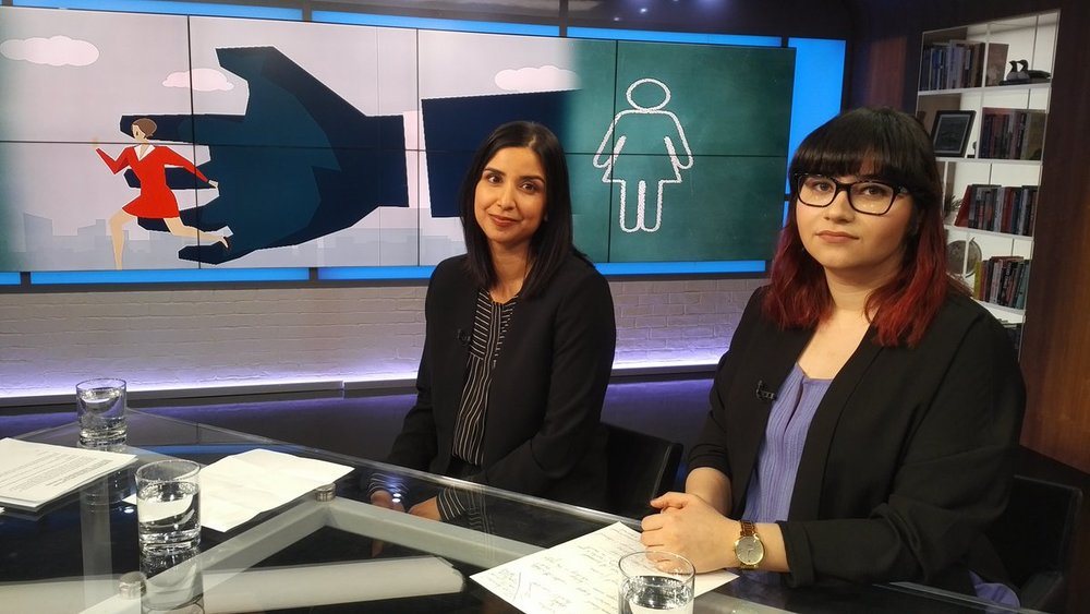 'Working around harassment' - TVO - THE AGENDA