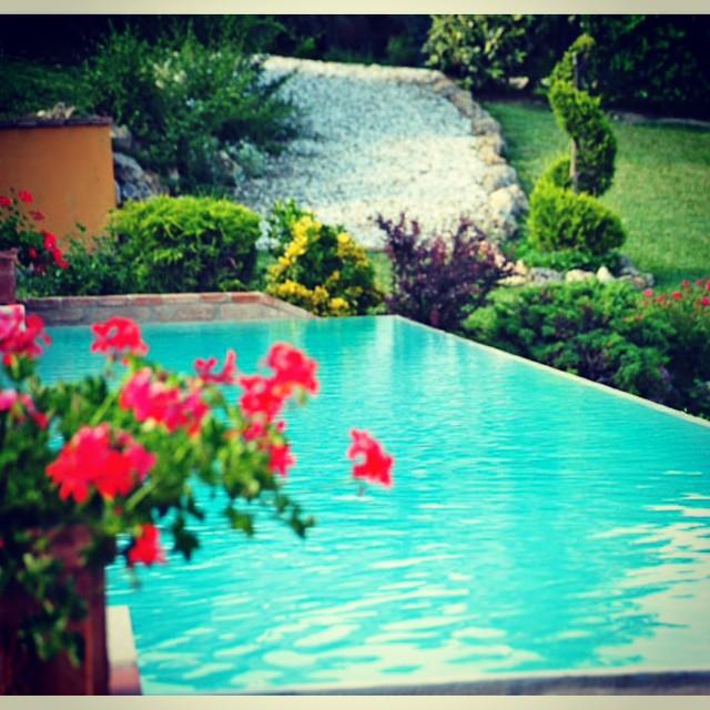 #pool #lacortedelsa