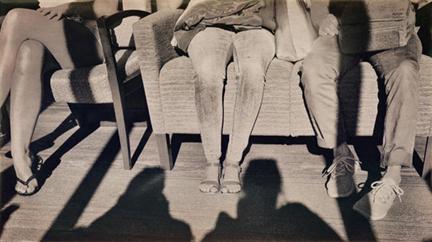 Waiting, by Natascha Dea