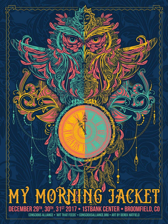 My Morning Jacket - 12.29,30,31.2017