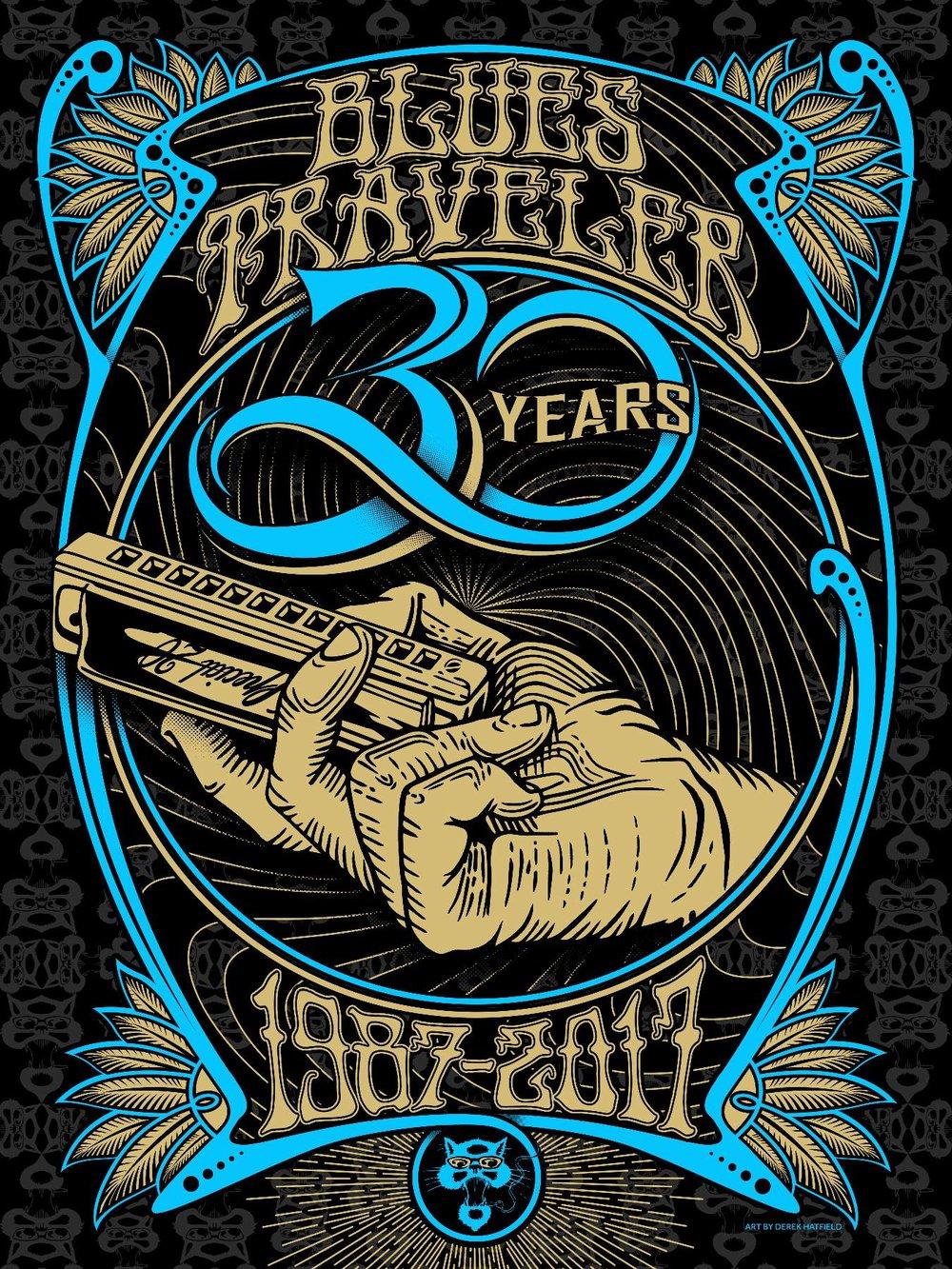 Blues Traveler - 30th Anniversary
