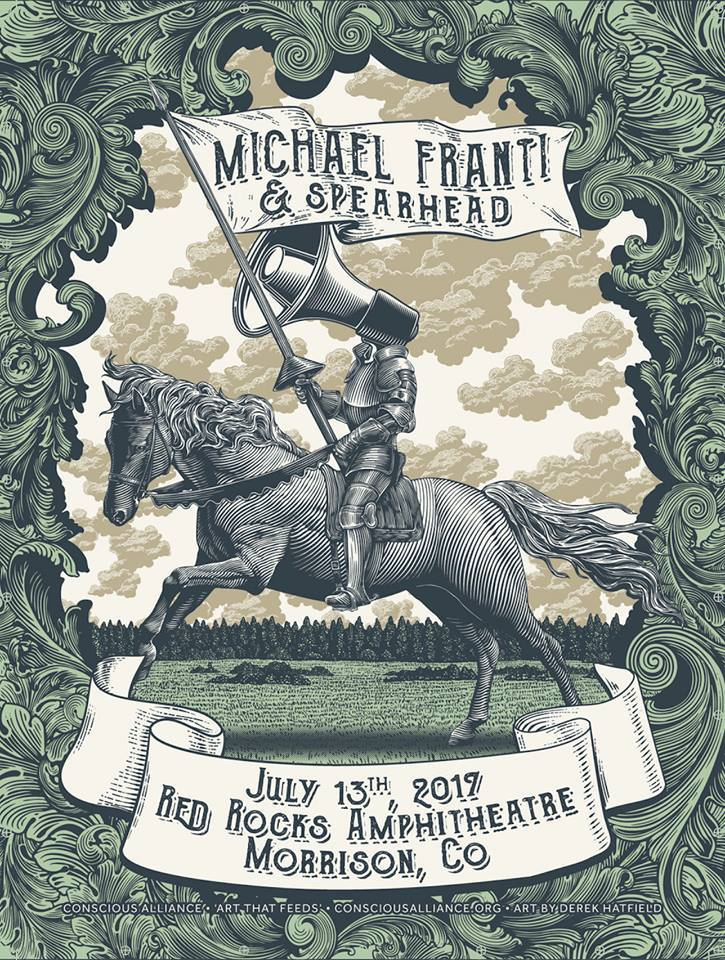 Michael Franti - 7.13.2017