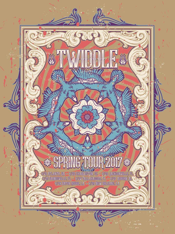 Twiddle - Spring 2017