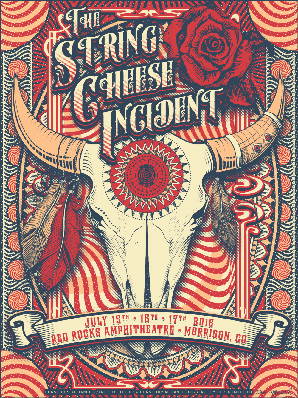 String Cheese Incident - 7.15,16,17.2016