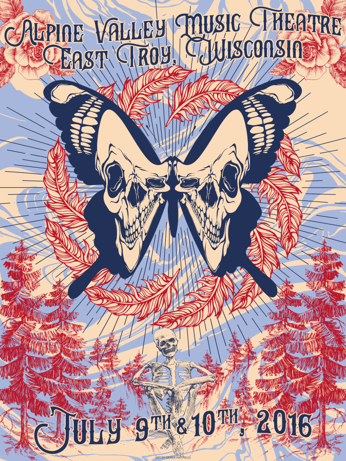 Dead and Company - 7.9,10.2016