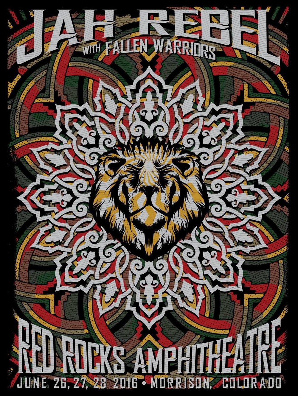 Jah Rebel - 6.26,27,28.2016