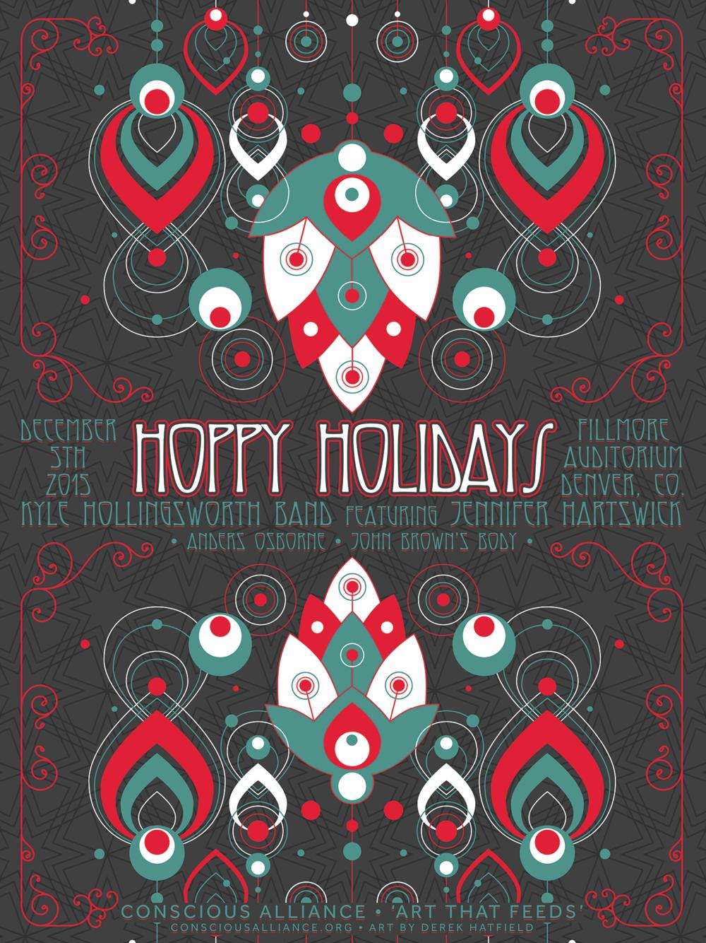 Hoppy Holidays - 12.5.2015