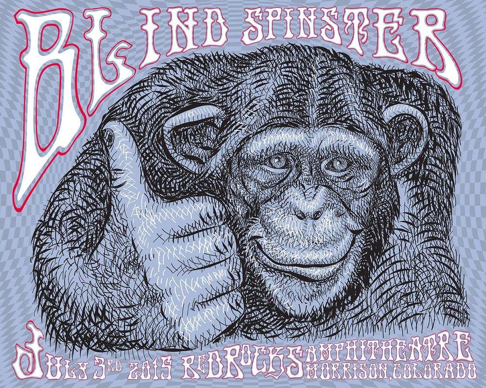 Blind Spinster - 7.3.2015