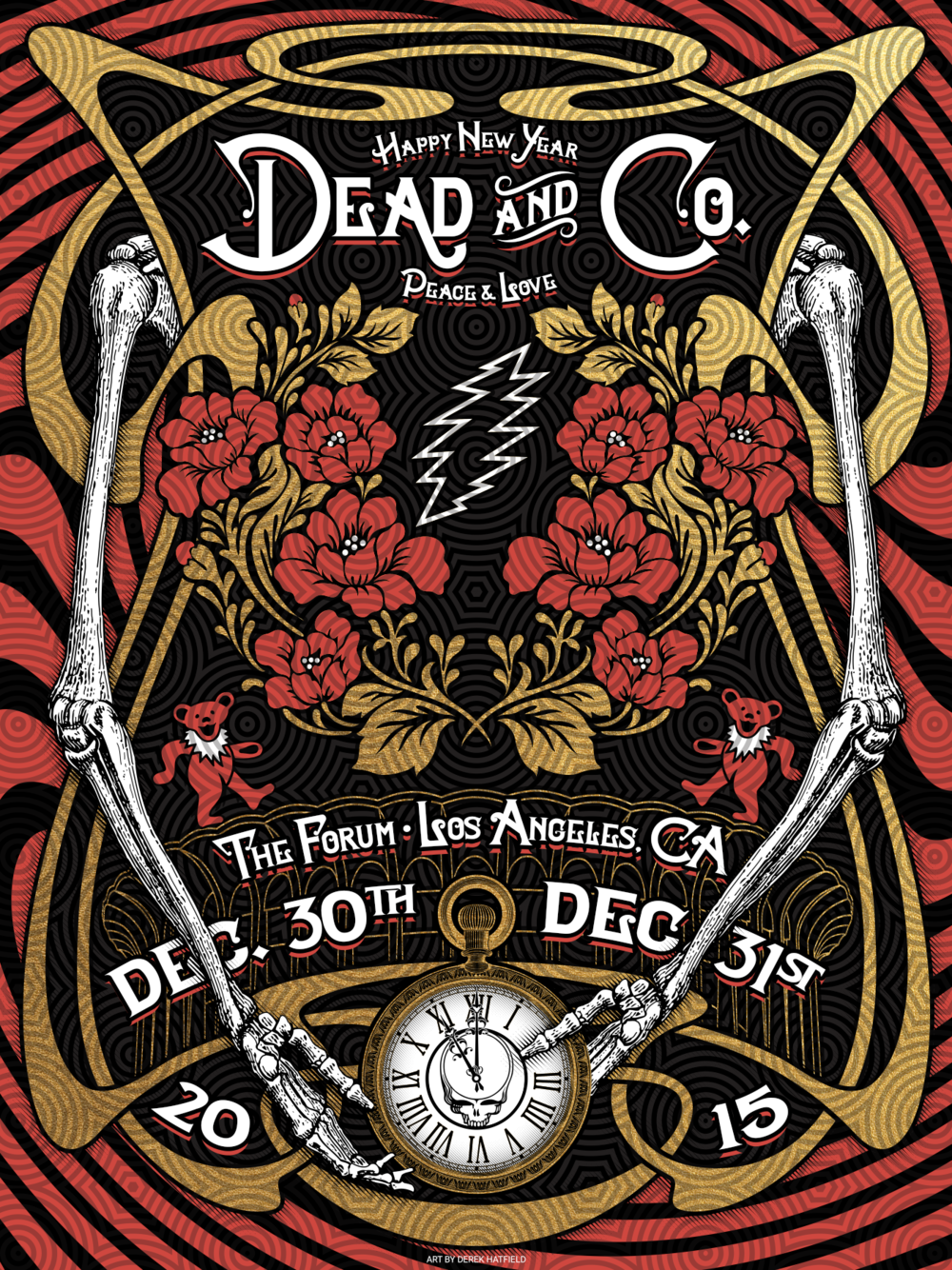Dead and Company - 12.30,31.2015