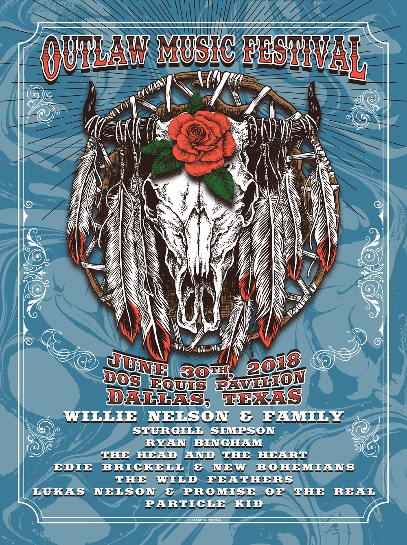 Outlaw Fest - 6.30.18
