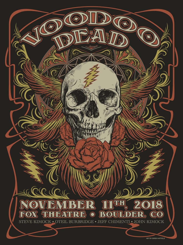 Voodoo Dead - 11.11.2018