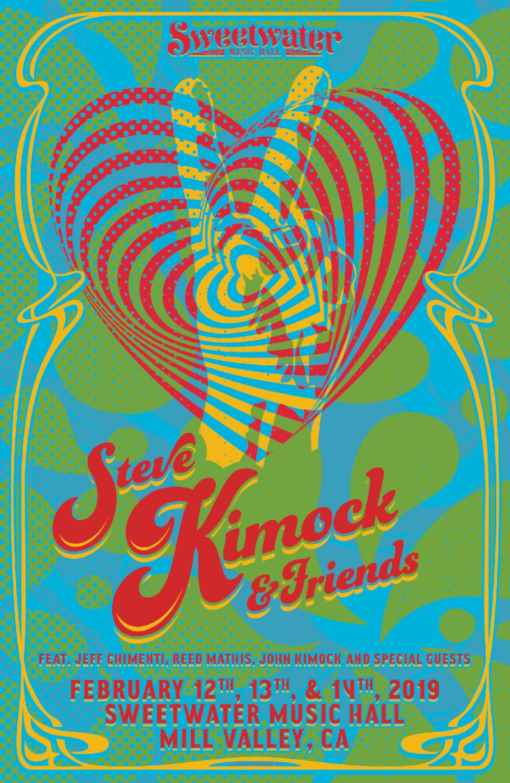 Steve Kimock & Friends - 2.12-14.18