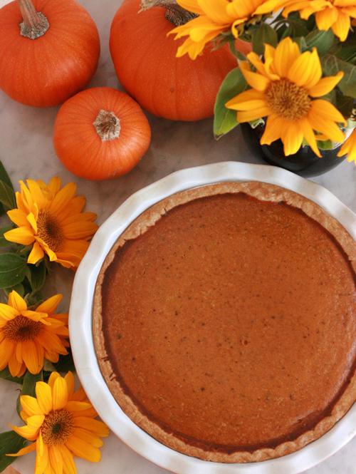 Pumpkin pie1