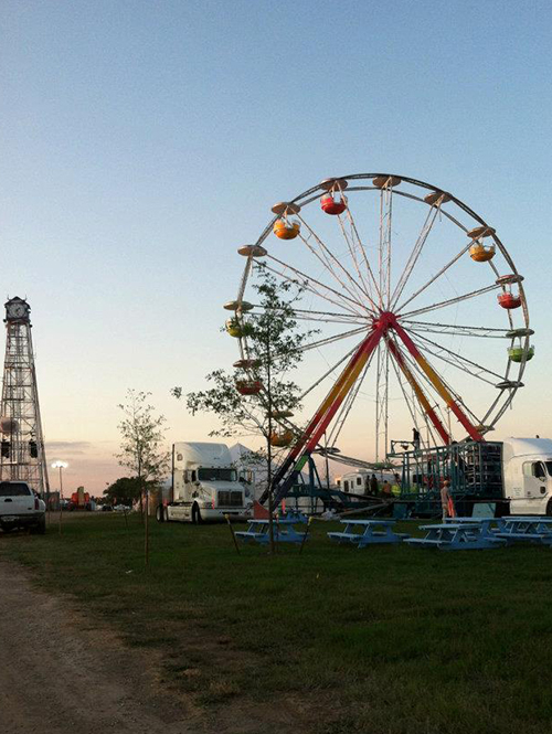 Bonnaroo Ferris Wheel