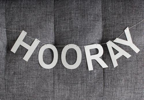 Banner - Hooray (3)