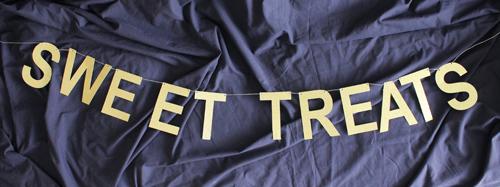Banner - Sweet Treats (2)