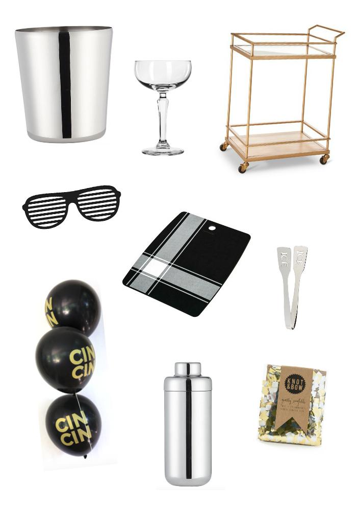 LMP Holiday Cocktail Essentials
