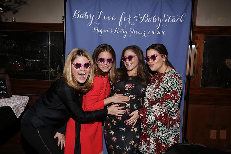 NBC News- Megan Kopf Baby Shower