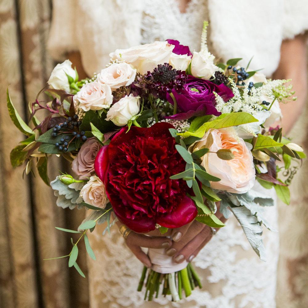 Intimate East Village Wedding - February 2016