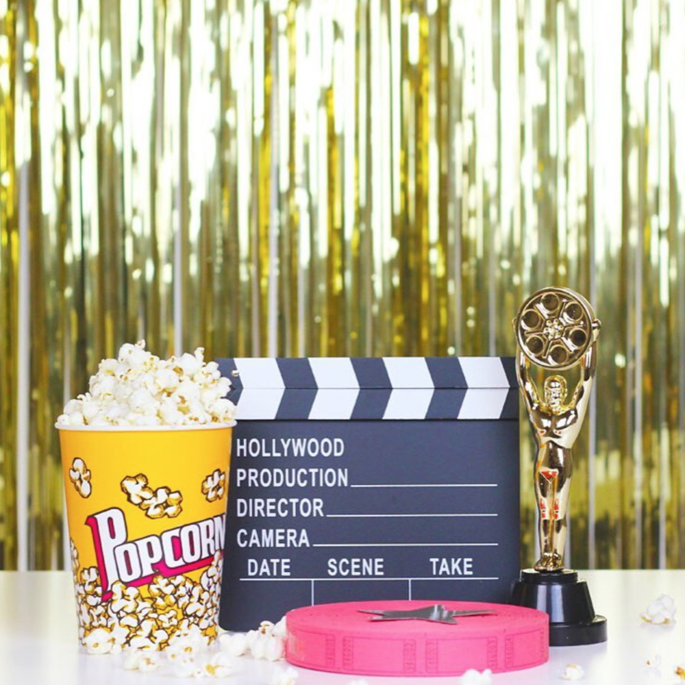 last minute ideas for your oscars party - February 2016