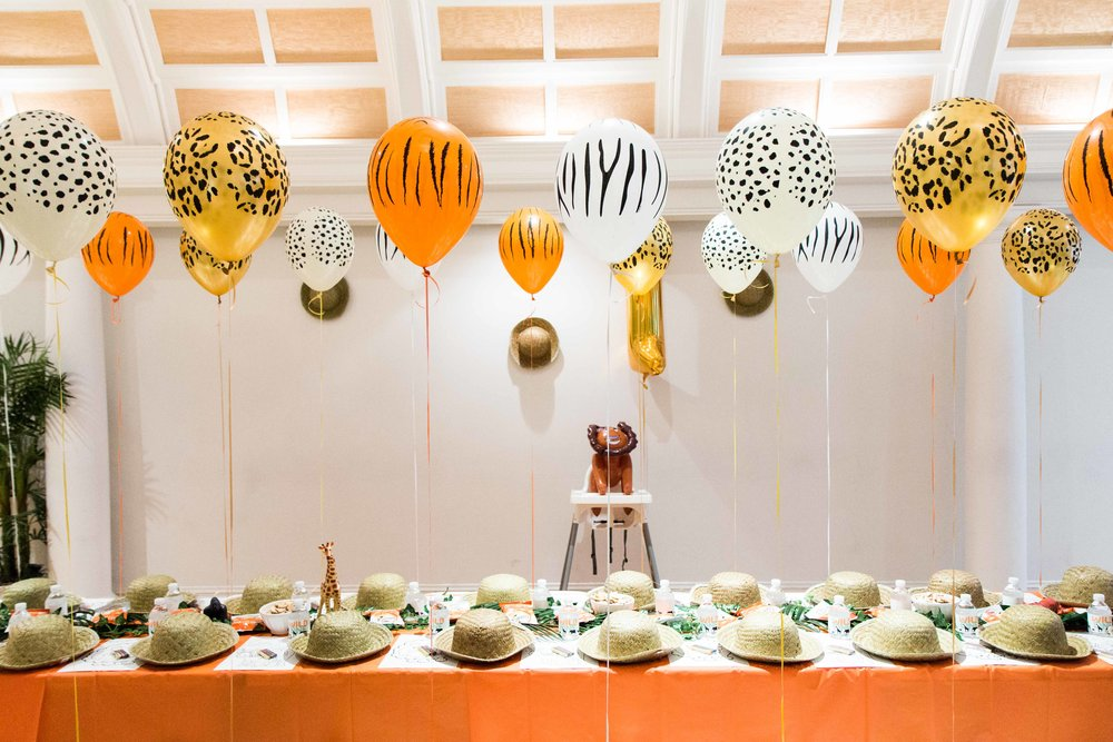 Jungle Jake Turns One Little Miss Party