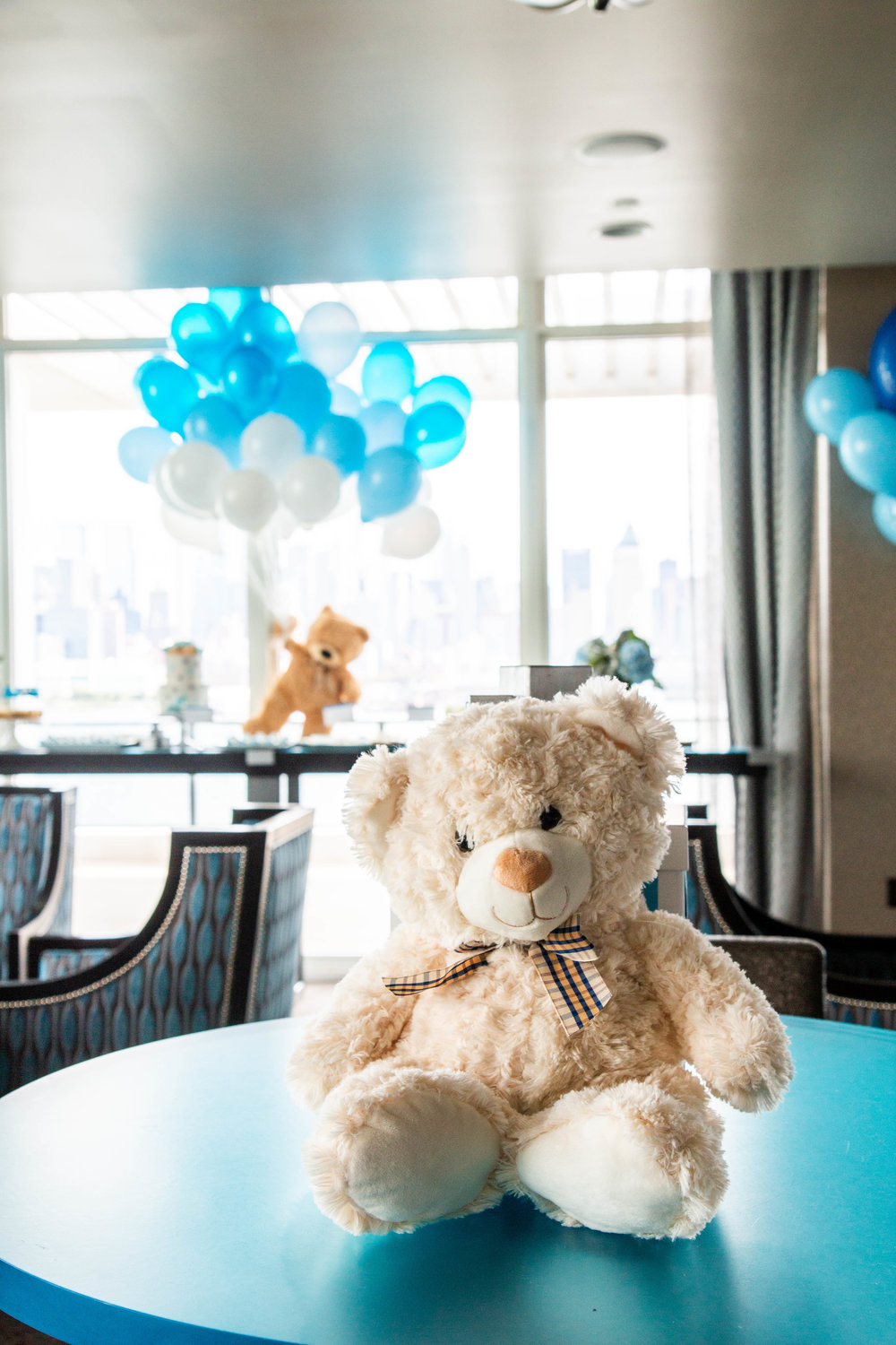 A Teddy Bear Themed Baby Shower Little Miss Party