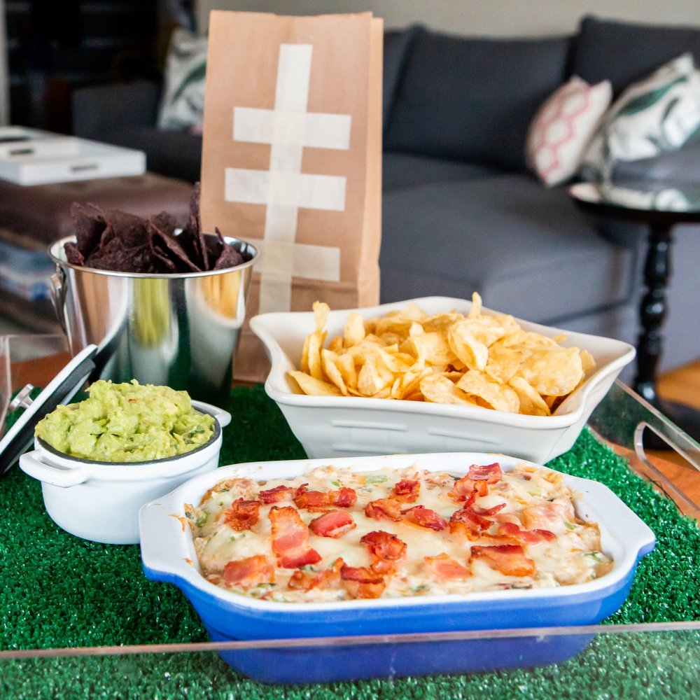 Last Minute Ideas For Your Super Bowl Bash - January 2019
