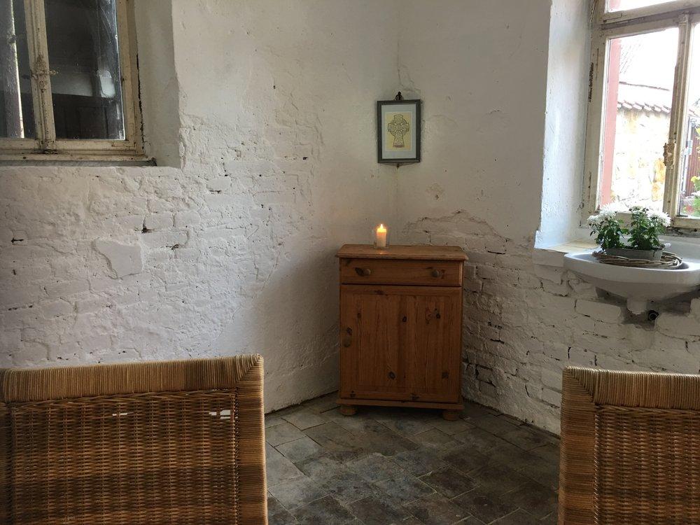 In der kapelle auf höhfelds hof