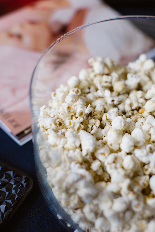 A Sophisticated PopcornRecipe -