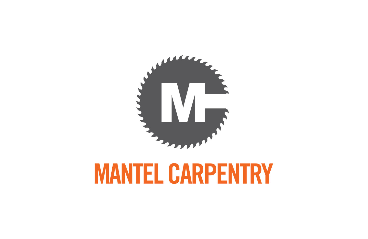 Mantel carpentry