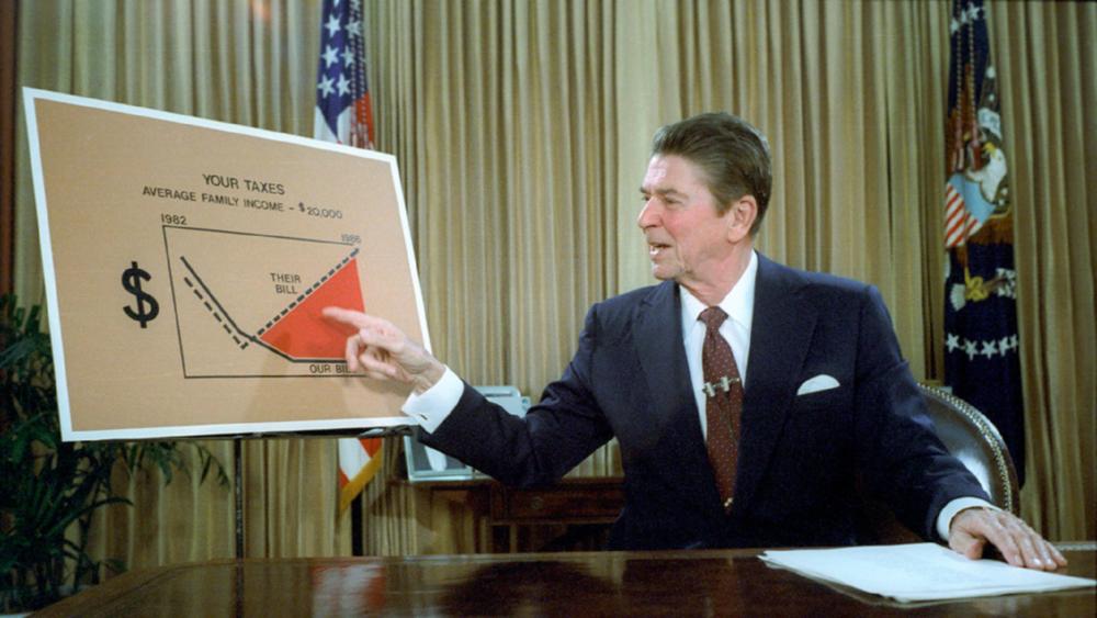 Photo: Reagan White House Photographs/Picryl