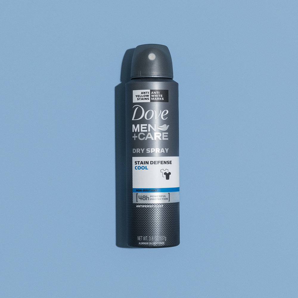 Dove Men+Care Elements Dry Spray Antiperspirant