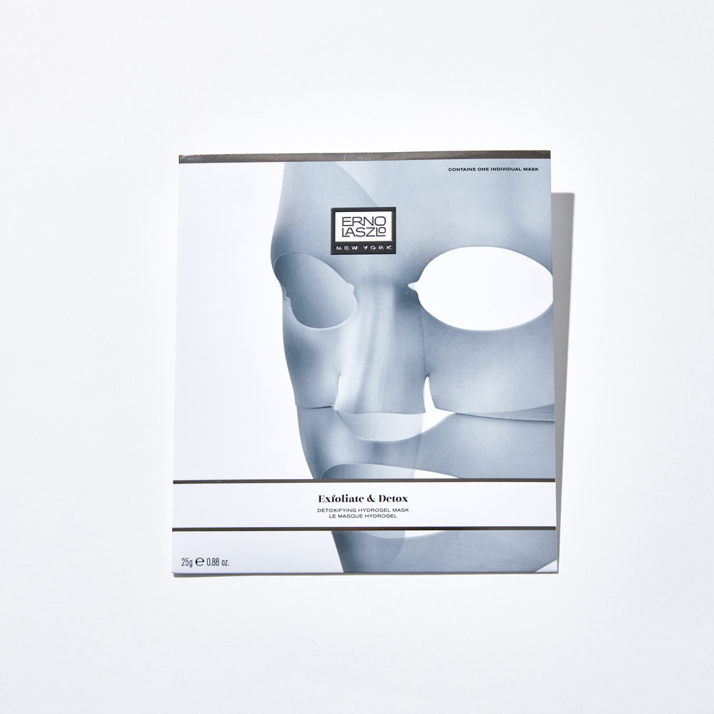 Erno Laszlo Exfoliate and Detox Hydrogel Mask